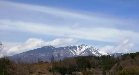 八ヶ岳PA (2)